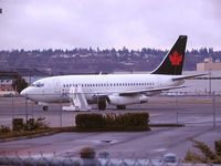 C-GCPV @ BFI - Air Canada Jetz at Boeing Field - by Andreas Mowinckel