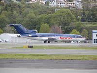 C-GSHI @ BFI - Skyservice Boeing 727 at Boeing Field - by Andreas Mowinckel