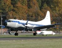 N580AS @ BFI - Convair 340-31 of Honeywell Int'l