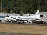 N580HH @ BFI - Convair 440 belongs to Raytheon
