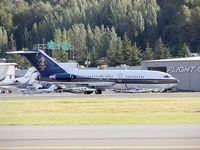 N503MG @ BFI - At Boeing Field