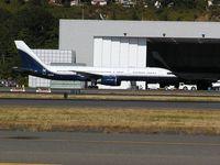 N757AF @ BFI - Vulcan Inc. B757 at Boeing Field