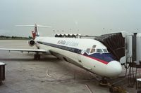 N934DL @ IND - Delta's MD88 at Indianapolis - by Micha Lueck