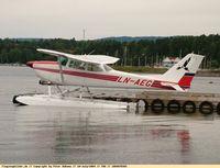 LN-AEG - Oslo [Kilen Seaplanebase], Norway - by Peter Bakema