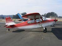 N5058B @ WVI - 1979 Bellanca 7GCBC at Watsonville, CA