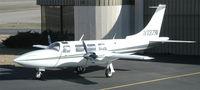 N137N @ COE - At Aerostar in Idaho - by N/A