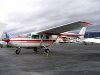 N1326S @ RHV - 1979 Cessna T337H between rainstorms at Reid-Hillview Airport, San Jose, CA - by Steve Nation