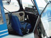 N4182Y @ WJF - Cockpit - by David Vogl