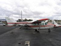 N1326S @ RHV - 1979 Cessna T337H at Reid-Hillview Airport, San Jose, CA - by Steve Nation