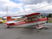 N88353 @ RHV - Amelia Reid Aviation 1975 Bellanca 7KCAB at Reid-Hillview Airport, San Jose, CA