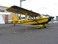 N57405 @ RHV - 1973 Bellanca 7KCAB at Reid-Hillview Airport, San Jose, CA