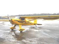N1400K @ 6G1 - A-75  300hrs. since airplane rebuild 2001 - by John J Kush Jr.