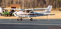 N5059C @ SFQ - Tied down, nice and secure - by Paul Perry