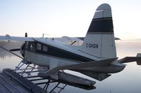 C-GHGN - At the dock at Minor Bay Lodge & Outposts - 2005 - by Randy Duvell