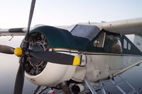 C-GHGN - 600 hp PZL-3 Engine with 4-bladed prop - by Randy Duvell