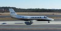 N11TS @ PDK - Taxing to Runway 2R - by Michael Martin