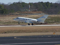 N132EP @ PDK - Departing PDK on 2R - by Michael Martin