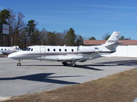 N264SC @ PDK - Parked at Jet Fueling @ PDK - by Michael Martin
