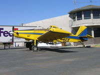 N1556W @ L53 - Precissi 1992 Air Tractor AT-502 rigged as sprayer at Lodi Airpark, CA