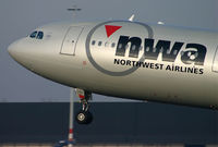 N809NW @ EHAM - Nose wheel is allready in the air - by Jeroen Stroes