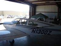 N1300Z - Sitting in Southern Cal Aircraft - by Bill Vance