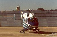 N117NC @ GSB - Civilian MedEvac helo here in NC - by Paul Perry