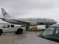 B-3000 @ PKMJ - Refuel at Majuro enroute to Beijing - by John J. Boling