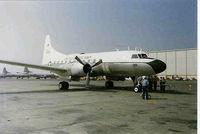141001 @ LICZ - C-131F aka Convair 340. Summer 1980 - by John J. Boling