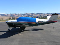 N12KC @ O69 - 1965 Beech S35 at Petaluma Municipal, CA - by Steve Nation