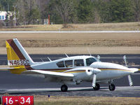 N463CC @ PDK - Taxing to Mercury Air Center - by Michael Martin