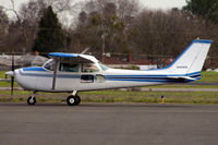 N100PD @ SAC - Modified Cessna 172 - extra windows. - by Michael Hooker