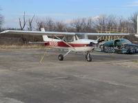 N101BF @ 9K4 - 1971 Cessna 150 - by Travis Jett