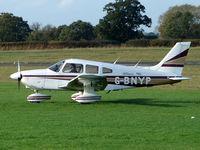 G-BNYP @ EGBO - Piper PA-28 181 Archer II (Halfpenny Green) - by Robert Beaver