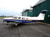 G-JUPP @ EGBO - Piper PA-32RT-300 Lance II (Halfpenny Green) - by Robert Beaver