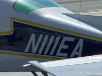 N111EA @ PDK - No mistaking it! - by Michael Martin