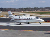 N602QS @ PDK - Taxing past on going construction - by Michael Martin