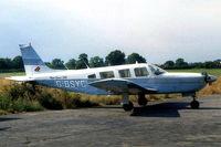 G-BSYC @ EGBO - Piper PA-32R 300 Lance - by Robert Beaver