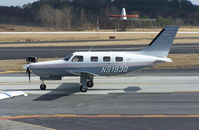 N9193Q @ PDK - Taxing to 20L - by Michael Martin