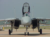 164345 - F14 Tomcat at Oceana NAS - by Darrell Rayfield
