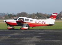 D-EJOO @ EGBO - Piper PA-28 181 Archer II (Halfpenny Green) - by Robert Beaver