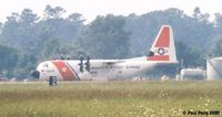 2003 @ ECG - One of only six J Model Super Hercules in the Coast Guard - by Paul Perry