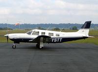 G-YSTT @ EGBO - Piper PA-32R-301 Saratoga II HP - by Robert Beaver