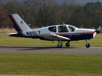 N80LT @ EBZW - cold winter day - by Jeroen Stroes