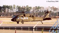 88-26064 @ PHF - Tricked out UH-60 getting in some practice at the airport - by Paul Perry