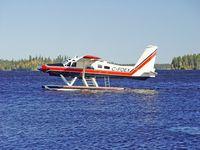 C-FOEX - Northern Adventures Mk III Beaver on Gull Lake - by David Friesen