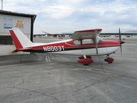 N8003T @ CCB - 1960 Cessna 175A at Upland, CA