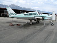 N3300Q @ CCB - Barron Thomas Aviation 1966 Cessna 320D at Upland, CA