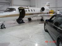 N32AJ - Hangar picture - by Shale Parker