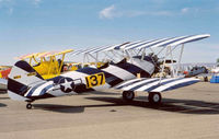 N48784 @ MCE - Painted as Navy weather recall aircraft - by Bill Larkins