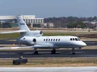 N500R @ PDK - Taxing to Mercury Air Center - by Michael Martin